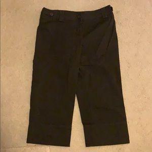 Ann Taylor Loft Capri pants